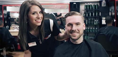 Sport Clips Haircuts of Louisville - Centennial Pavilions Haircuts